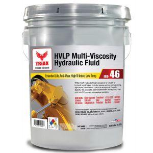 Ulei hidraulic TRIAX POWERFLOW HVLP 46 - 6000 ore - 5 US Gallon - W-HVLP46-18.92L