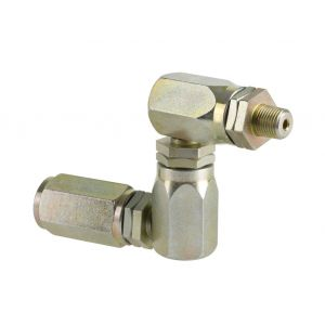 Z-swivel joint 2 x 360 - P-18082