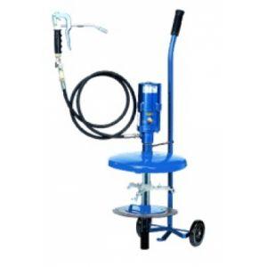 Sistem gresare pneumatic mobil 10 kg - P-18410051