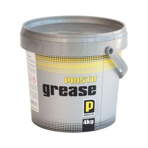 Vaselină grafitată NLGI 2 Prista - 4 kg - K2G-4kg